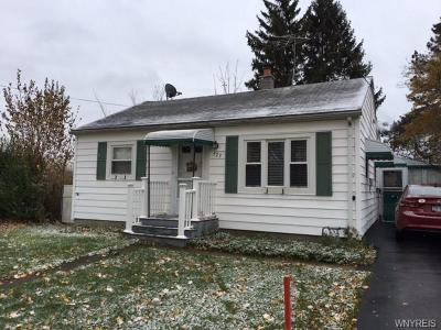 Buffalo Single Family Home A-Active: 523 Saint Lawrence Avenue