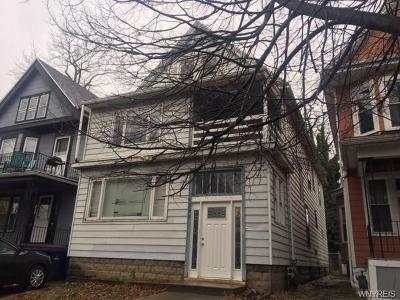 Buffalo Multi Family 2-4 A-Active: 398 Baynes Street