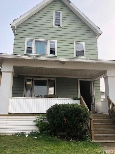 Buffalo Multi Family 2-4 A-Active: 347 Walden Avenue