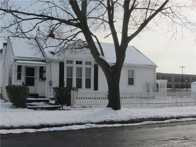 North Tonawanda Single Family Home A-Active: 589 Christiana Street