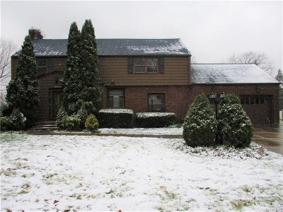 Lewiston Single Family Home U-Under Contract: 5270 Hewitt Parkway