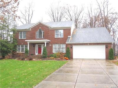Grand Island Single Family Home A-Active: 200 Deerwood Lane