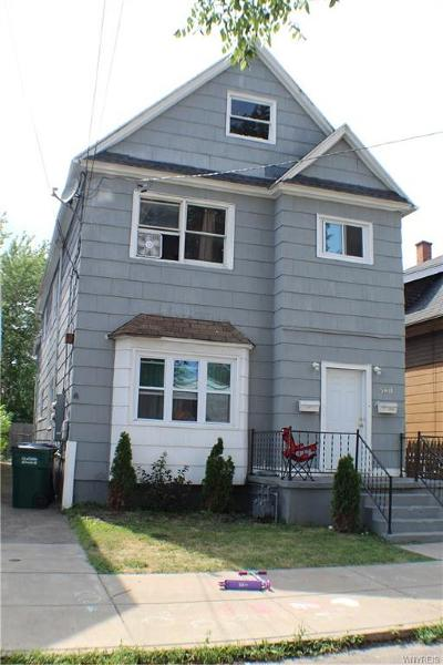 Buffalo Multi Family 2-4 U-Under Contract: 540 Willett Street