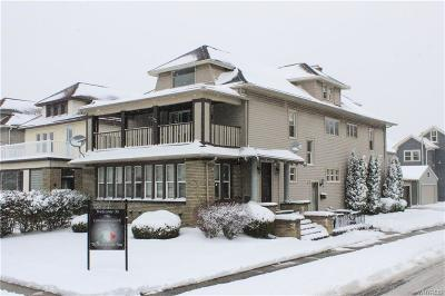 Buffalo Multi Family 2-4 A-Active: 1 Commonwealth Avenue