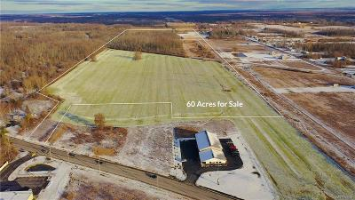 Niagara County Residential Lots & Land A-Active: Vl Campbell Blvd