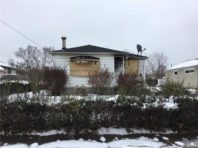Niagara Falls Single Family Home A-Active: 747 60th Street