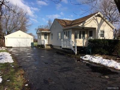 North Tonawanda Single Family Home C-Continue Show: 2985 Pearce Road