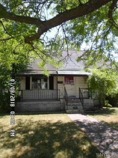 Niagara Falls Single Family Home A-Active: 3563 Ferry Avenue