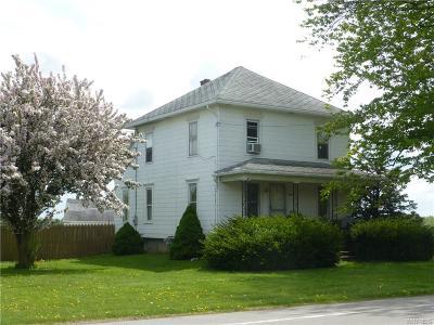 Niagara County Single Family Home A-Active: 5074 Upper Mountain Road