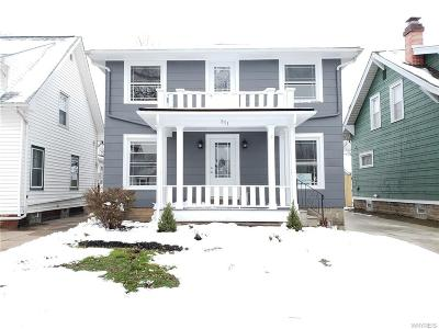 Single Family Home U-Under Contract: 251 W Girard Boulevard