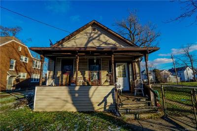 Single Family Home For Sale: 1705 15th Street