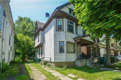 Single Family Home For Sale: 1639 Michigan Avenue