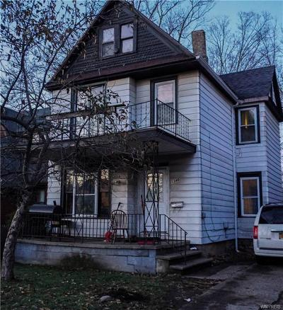 Single Family Home For Sale: 1340 Niagara Avenue