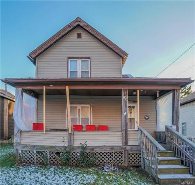 Single Family Home A-Active: 1109 South Avenue