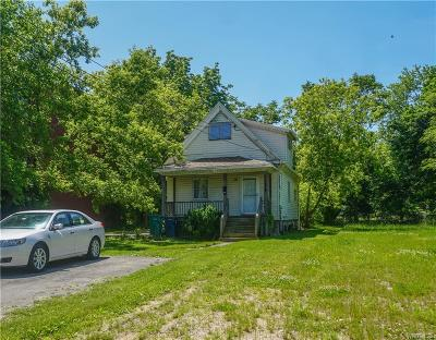 Niagara Falls Single Family Home Pending: 1319 South Avenue