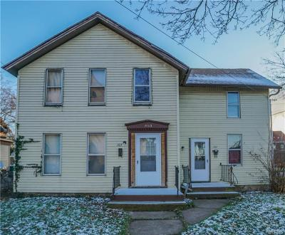 Niagara County Multi Family 2-4 A-Active: 1101 South Avenue