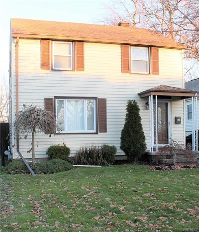 Buffalo Single Family Home A-Active: 223 Fairfield Avenue
