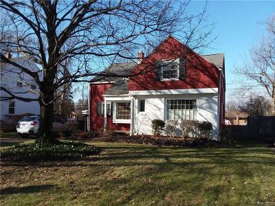 Amherst NY Single Family Home A-Active: $175,000