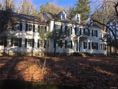 Orchard Park Single Family Home A-Active: 7310 East Quaker Road