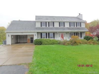 North Tonawanda Single Family Home U-Under Contract: 2903 Pearce Road