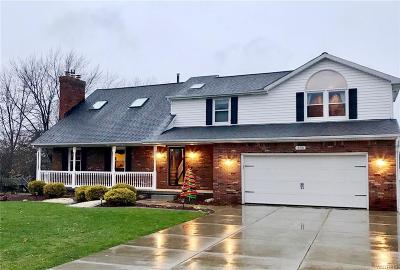 Erie County Single Family Home U-Under Contract: 158 Brunck Road