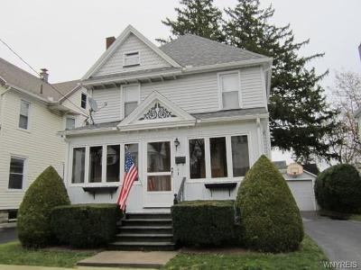 Genesee County Single Family Home A-Active: 6 Lincoln Avenue