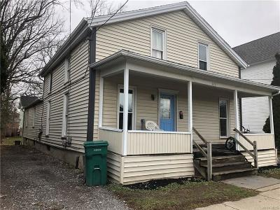 Genesee County Multi Family 2-4 A-Active: 103 Washington Avenue