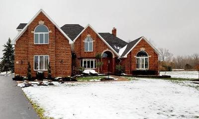 Erie County Single Family Home A-Active: 4 Harewood Run