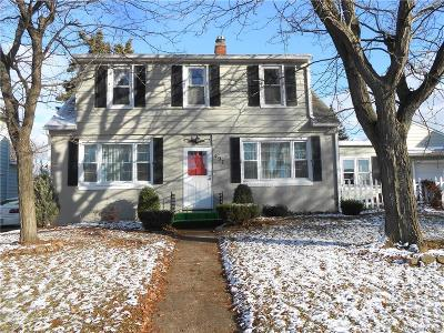 Amherst NY Single Family Home A-Active: $180,000