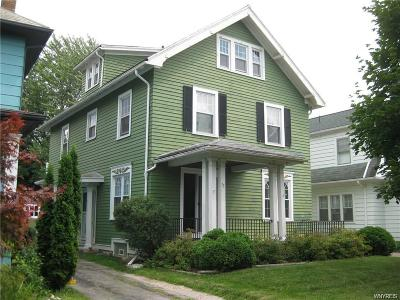 North Buffalo Single Family Home A-Active: 75 Admiral Road