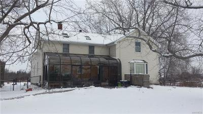 Erie County Single Family Home A-Active: 5166 William Street