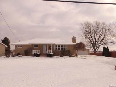 Niagara Falls Single Family Home P-Pending Sale: 5961 Tuscarora Road