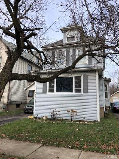 Niagara Falls Single Family Home A-Active: 2222 South Avenue