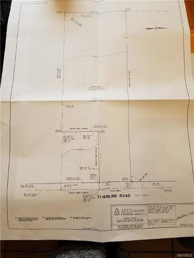 Niagara County Residential Lots & Land A-Active: 00 Townline Road