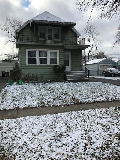 Multi Family 2-4 U-Under Contract: 354 Shepard Avenue