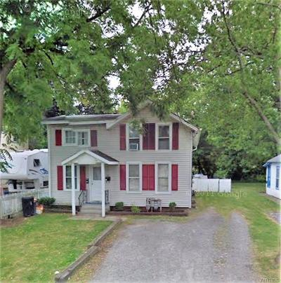 Niagara County Multi Family 2-4 A-Active: 243 South Street