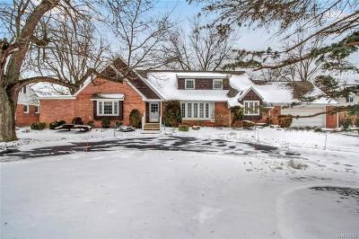 Erie County Single Family Home A-Active: 4848 Smiley Terrace