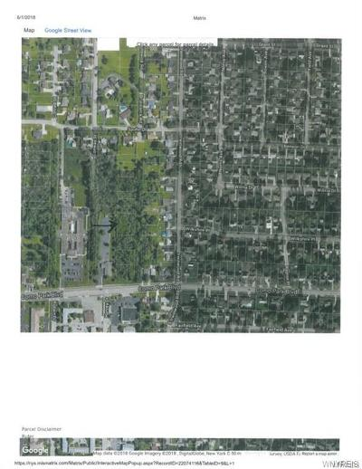 Erie County Residential Lots & Land A-Active: V/L Brunswick Road West