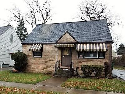 Buffalo Single Family Home A-Active: 41 Avondale Place