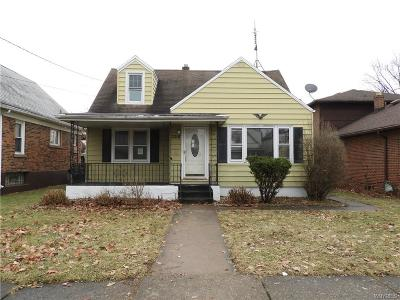Niagara Falls Single Family Home A-Active: 2207 Woodlawn Avenue