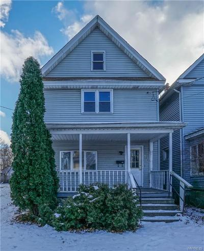 Niagara Falls Single Family Home A-Active: 1335 Ashland Avenue
