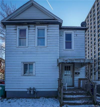 Niagara Falls Multi Family 2-4 U-Under Contract: 915 Cedar Avenue