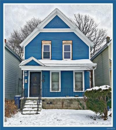 Buffalo Single Family Home A-Active: 83 Verplanck Street