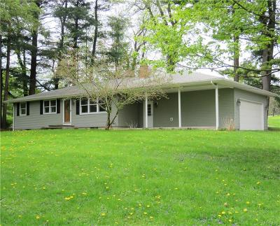 Erie County Single Family Home A-Active: 2670 West Blood Road