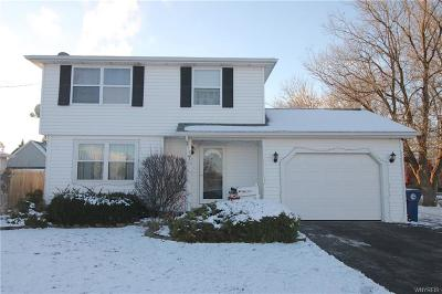 Niagara Falls Single Family Home P-Pending Sale: 636 61st Street