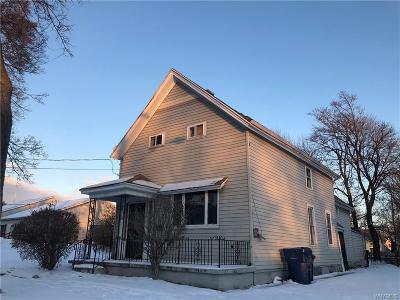 Single Family Home Sold: 201 Lemon Street