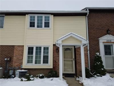 Orchard Park Condo/Townhouse A-Active: 202 Stepping Stone Lane