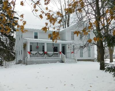 Erie County Single Family Home A-Active: 1645 Dodge Road
