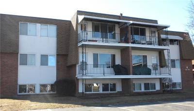 Niagara Falls Condo/Townhouse A-Active: 8421 Buffalo Avenue #36