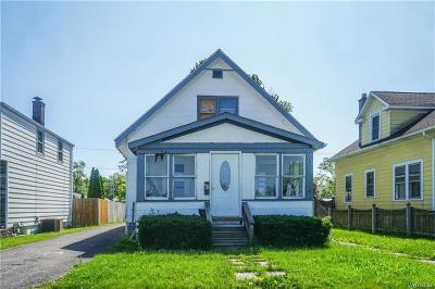 Niagara Falls NY Single Family Home A-Active: $140,000